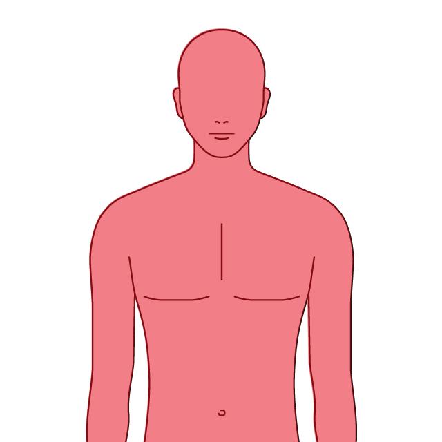 上半身(全顔・両腕・両ワキ・背中・腰・胸・腹)